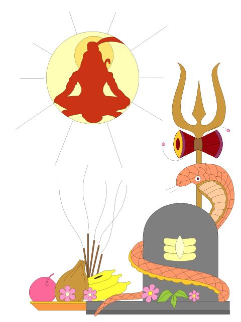 Savan Masa Shiva Puja 2019-21 - Ishwar Maharaj